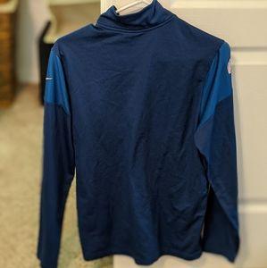 Nike Shirts - Colts quarter zip